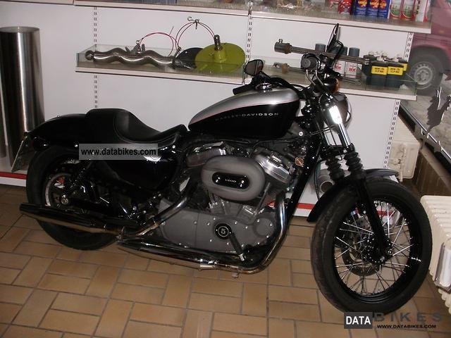 Harley Davidson  Sportster Nightster 2008 Chopper/Cruiser photo