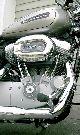2010 Harley Davidson  XL 883C Sportster Custom 2-seater / 2500 KM! Motorcycle Chopper/Cruiser photo 2