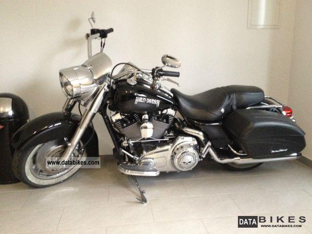 2007 Harley Davidson  Road King Custom Motorcycle Chopper/Cruiser photo