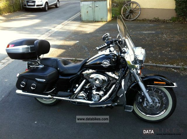 2008 Harley Davidson  Road King Motorcycle Chopper/Cruiser photo