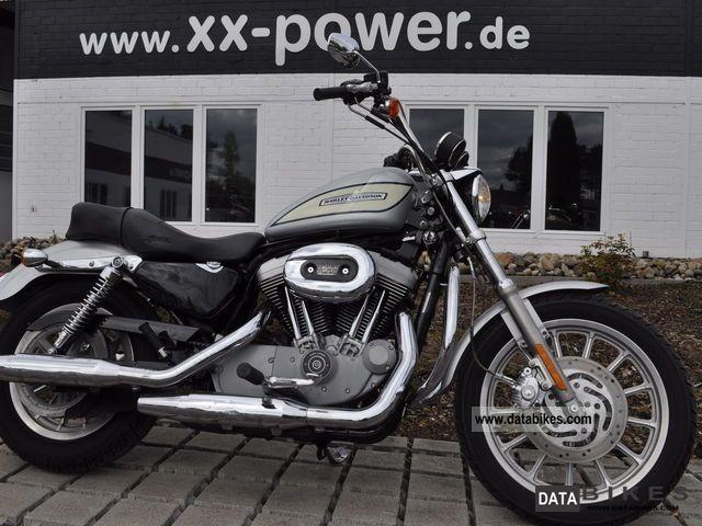 2004 Harley Davidson  XL1200 R NR628 Motorcycle Chopper/Cruiser photo