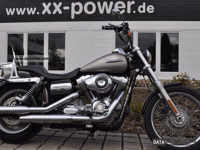 2009 Harley Davidson  Super Glide Custom Nr900 Motorcycle Chopper/Cruiser photo