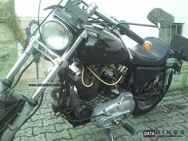 1980 Harley Davidson  XLS Motorcycle Chopper/Cruiser photo