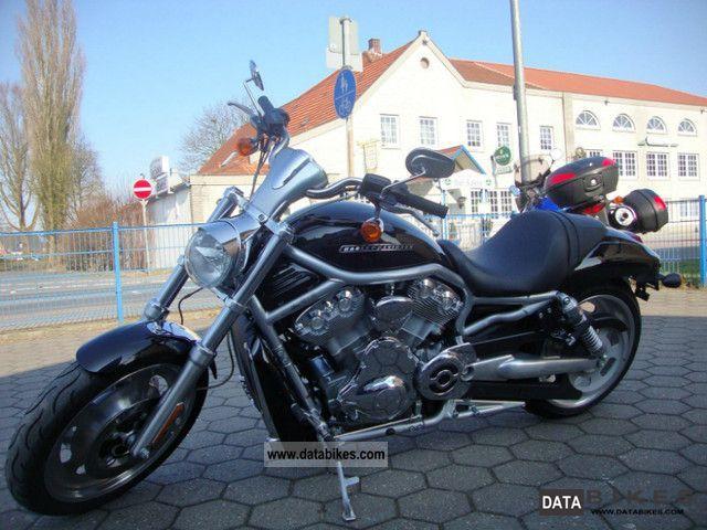 2007 Harley Davidson  VRSCAW V-Rod Motorcycle Motorcycle photo