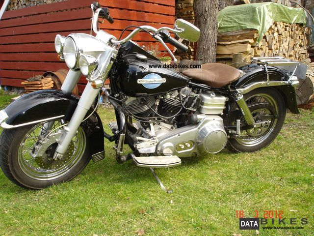 Harley Davidson  FL 1200 1978 Vintage, Classic and Old Bikes photo