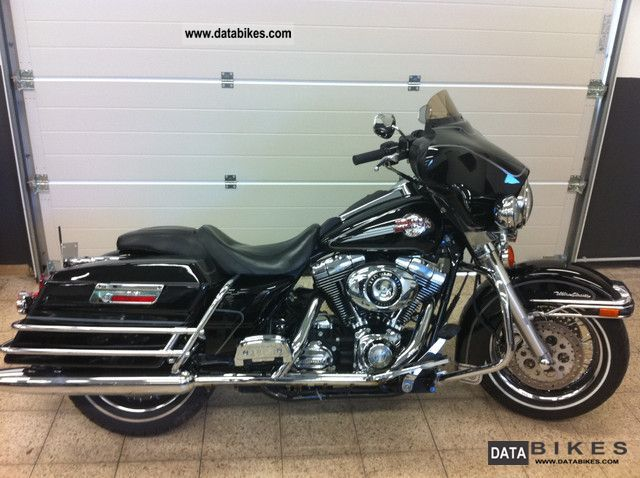 2007 Harley Davidson  E-Glide Ultra Motorcycle Chopper/Cruiser photo