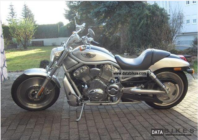 2004 Harley Davidson  Rod ************** V ** 100 model year as new Motorcycle Chopper/Cruiser photo