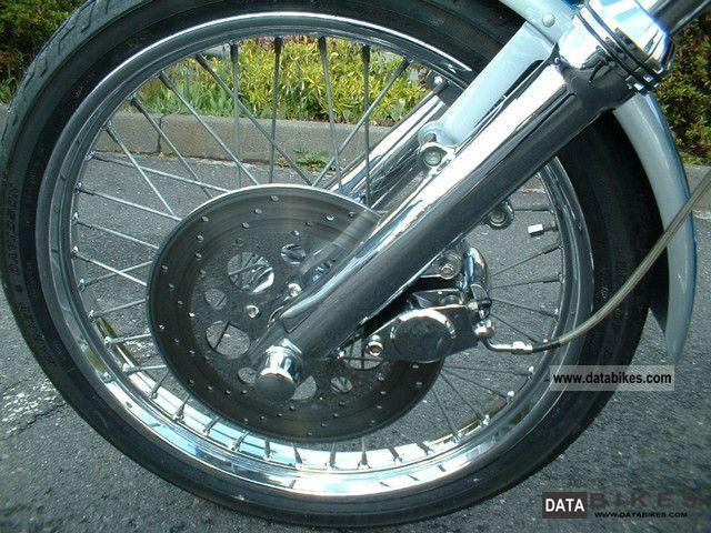 1999 Harley Davidson Dyna Wide Glide FXDWG, 1550 BigBore carburetor ...
