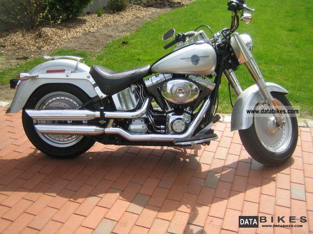 2004 Harley Davidson  Fat Boy Motorcycle Motorcycle photo
