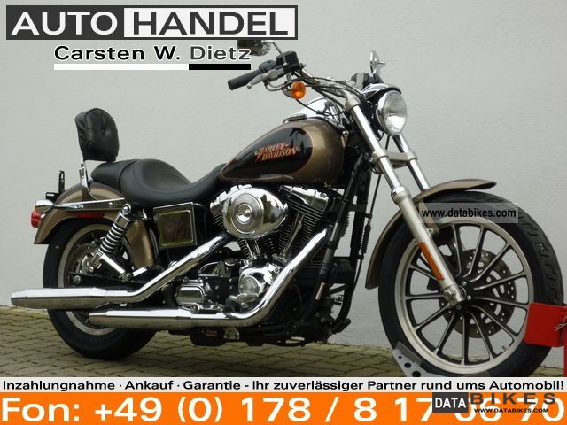 2005 Harley Davidson  FXDL Dyna Low Rider Motorcycle Chopper/Cruiser photo