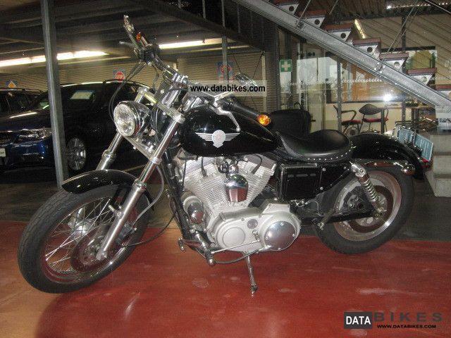 1998 Harley Davidson  Sportster Hugger Motorcycle Other photo