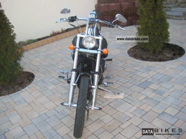 1999 Harley Davidson  FXSTB Night Train Evo Motorcycle Chopper/Cruiser photo
