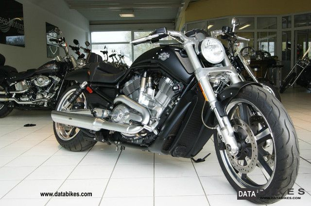 2009 Harley Davidson  V-Rod Muscle VRSCF with ABS Motorcycle Chopper/Cruiser photo