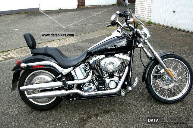 2007 Harley Davidson  Softail Deuce FXSTD first Hand Motorcycle Chopper/Cruiser photo