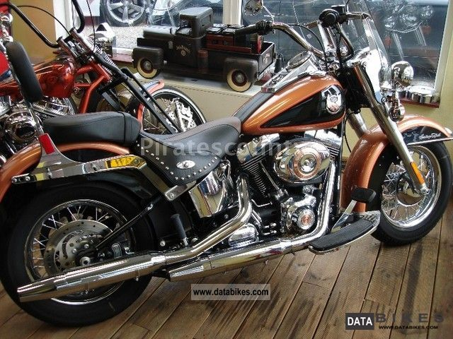 2008 Harley Davidson  Heritage Special Motorcycle Chopper/Cruiser photo