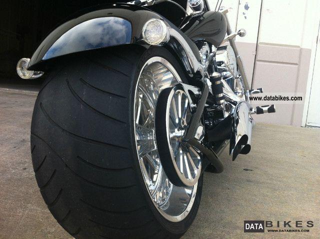 2007 Harley Davidson  Big Dog Mastiff Custom Softtail 300 HR as New Motorcycle Chopper/Cruiser photo