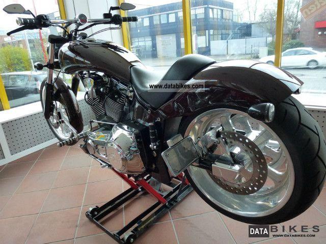 2007 Harley Davidson  American Ironhorse Big Dog as CustomSoftail 250 Motorcycle Chopper/Cruiser photo