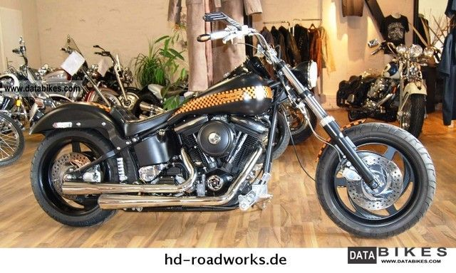 Harley Davidson  Softail Custom 1999 Chopper/Cruiser photo
