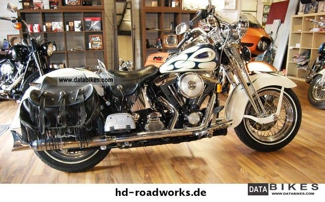 Harley Davidson  Springer Softail 1997 Chopper/Cruiser photo