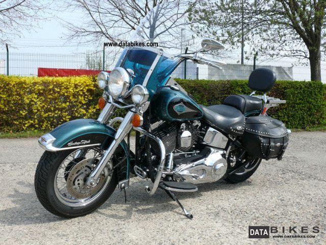2000 Harley Davidson Heritage Softail! very neat!