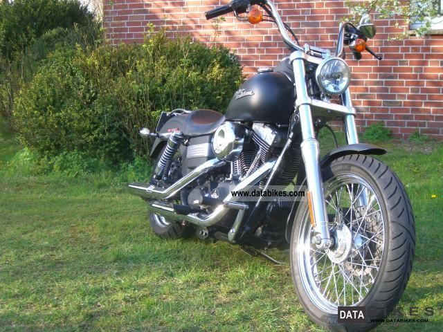 2006 Harley Davidson  STREET BOB, 2007, many EXTRAS Motorcycle Chopper/Cruiser photo