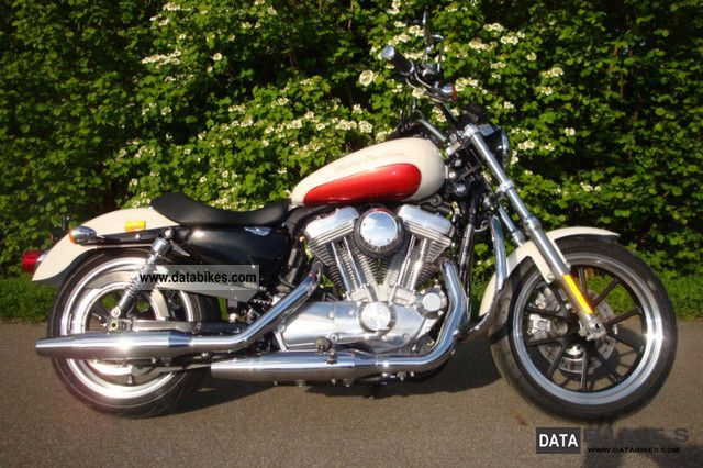 2012 Harley Davidson  XL883L SuperLow Sportster 2012 Ricks Motorcycle Chopper/Cruiser photo
