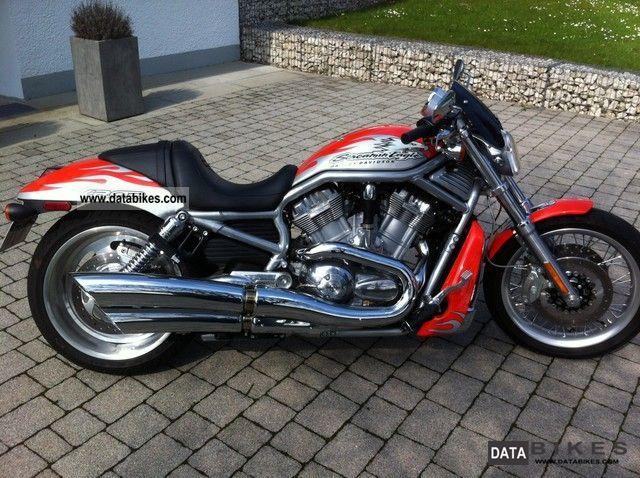 Harley Davidson  VRSCX V-Rod Screaming Eagle 2007 Chopper/Cruiser photo