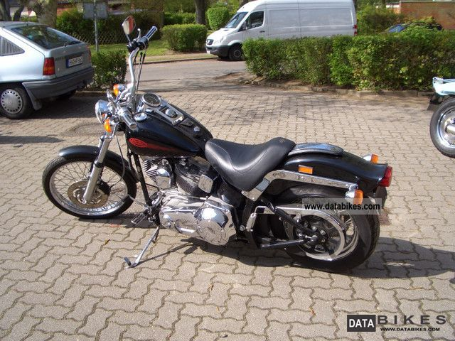 Harley Davidson  Softail FS2 1999 Chopper/Cruiser photo