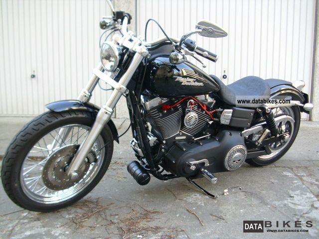 Harley Davidson  Dyna Street Bob 2008 Chopper/Cruiser photo
