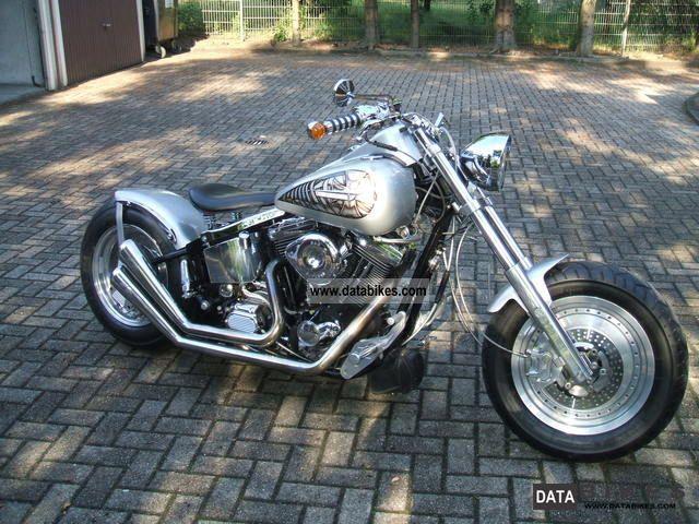 Harley Davidson  HPU Softail frame 1997 Chopper/Cruiser photo