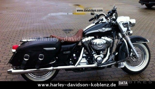 2003 Harley Davidson Road King Clic 100th Anniversary FLHRC