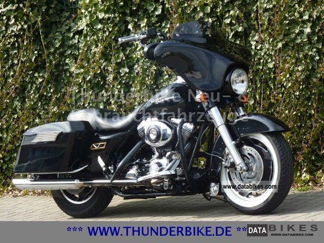 2006 Harley Davidson  FLHX Street Glide - Thunder Bike Bros. vehicle Motorcycle Chopper/Cruiser photo