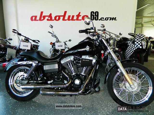 2005 Harley Davidson  Street Bob Motorcycle Chopper/Cruiser photo