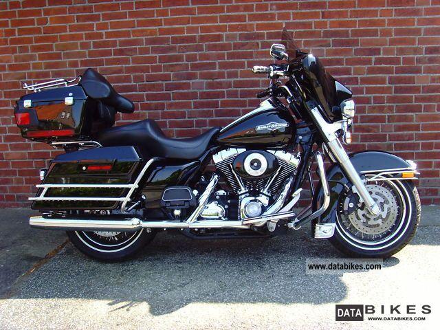 2008 Harley Davidson  FLHTCI Electra Glide Classic Motorcycle Tourer photo