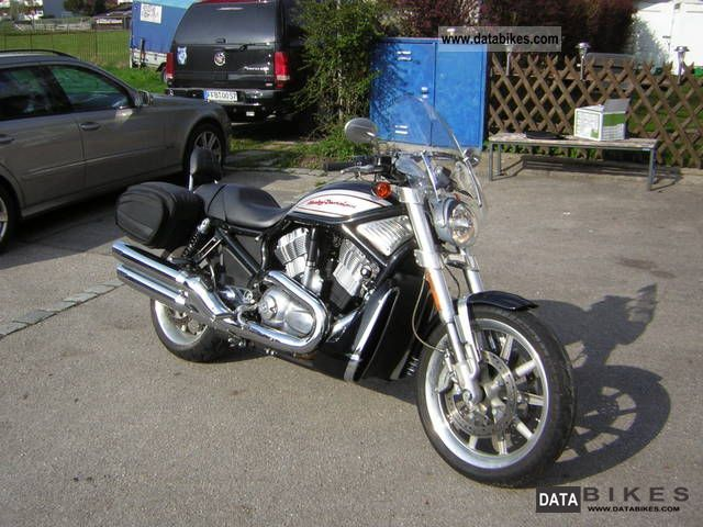 2005 Harley Davidson  STREET ROD VSCR Motorcycle Sport Touring Motorcycles photo