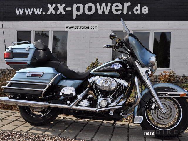 2007 Harley Davidson  Electra Glide Ultra Classic Nr391 Motorcycle Tourer photo