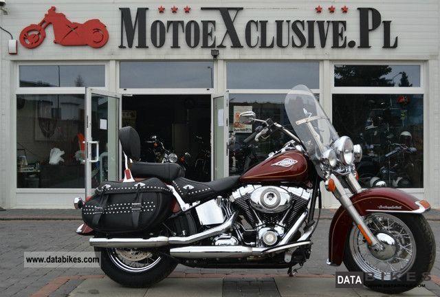 2009 Harley Davidson  HERITAGE Motorcycle Chopper/Cruiser photo