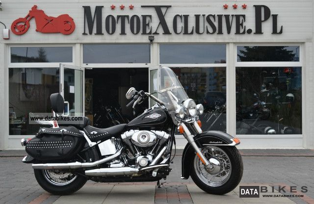 2011 Harley Davidson  HERITAGE Motorcycle Chopper/Cruiser photo