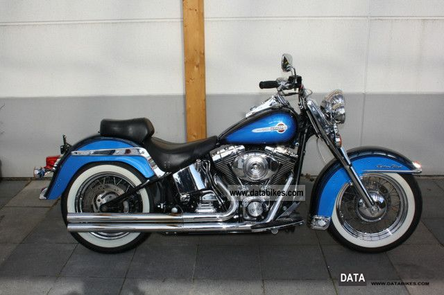Harley Davidson  FLSTCI Softail Heritage Classic 2001 Chopper/Cruiser photo