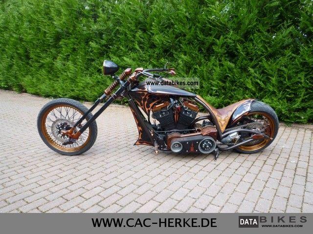 Harley Davidson  CUSTOM BIKE - RAMPAGE 2011 Chopper/Cruiser photo