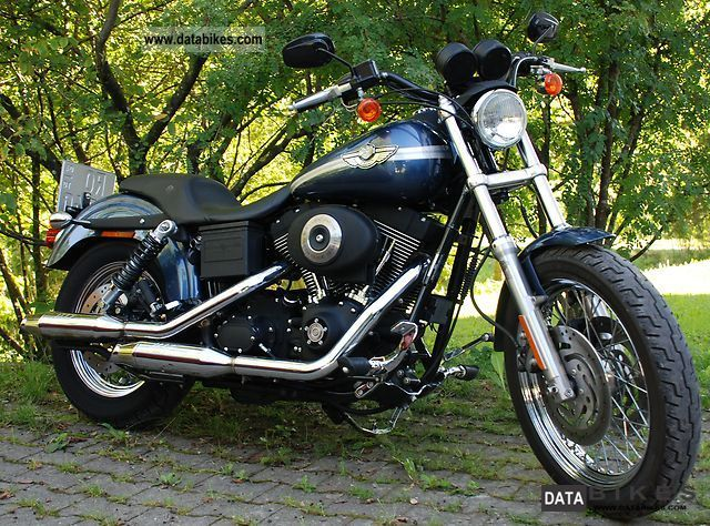 2002 Harley Davidson  100th Anniversary FXDX Dyna Super Glide Sport Motorcycle Chopper/Cruiser photo