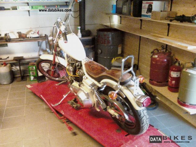 1975 Harley Davidson  FXE Motorcycle Chopper/Cruiser photo