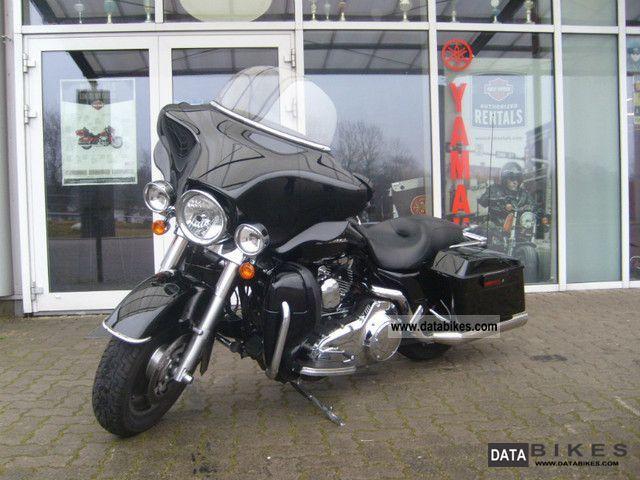 2008 Harley Davidson  Touring FLHX Street Glide Motorcycle Chopper/Cruiser photo