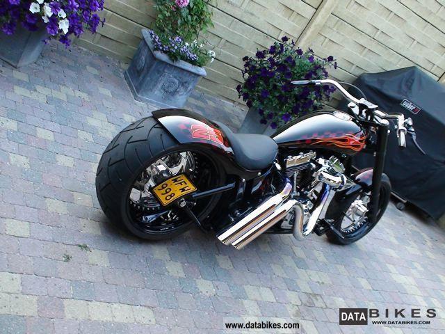 2008 Harley Davidson  costumbike Motorcycle Other photo