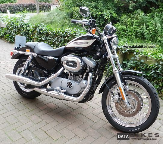 2004 Harley Davidson  1200 Sportster Motorcycle Motorcycle photo