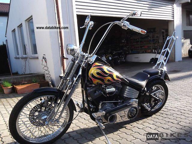 Harley Davidson  Jumper 2000 Chopper/Cruiser photo