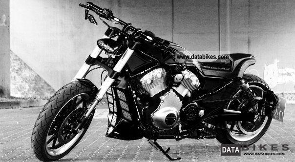 2005 Harley Davidson  V-Rod Street Rod Motorcycle Chopper/Cruiser photo