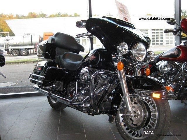 Harley Davidson  Electra Glide 2008 Chopper/Cruiser photo