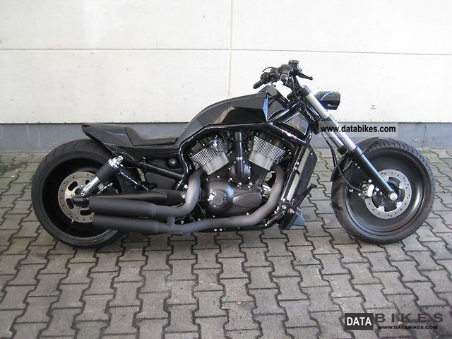 Harley Davidson  V-Rod 2006 Chopper/Cruiser photo