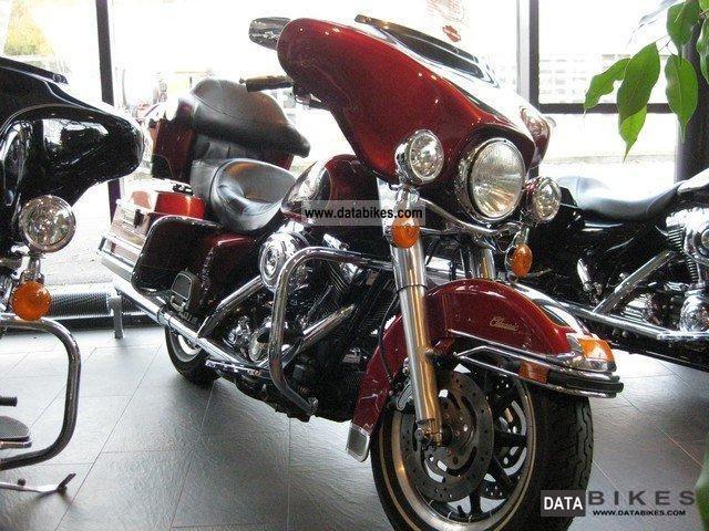 2007 Harley Davidson  Electra Glide Motorcycle Chopper/Cruiser photo